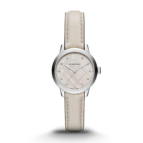Burberry Femme Bu10105Swiss Made Diamant montre