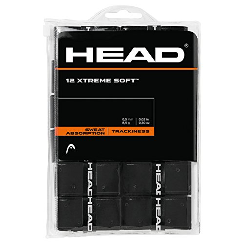 Head Xtreme Soft 12er Pack Griffbänder - Head Tennis Overgrip