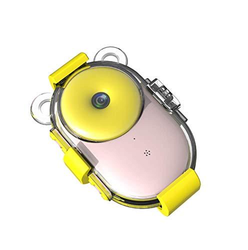 Ching Kinder Kamera HD Digital wasserdicht Video Action Camcorder Weihnachten Neujahr Festival Spielzeug Geschenk für Jungen Mädchen,pink - $300 Kameras Digitale Unter