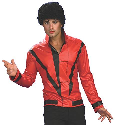 Kostüm M Thriller Jacke Jackson - Rubie's Amerikaner Michael Jackson Thriller