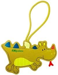 Lilliputiens - Etiquette à Bagage Dragon Walter 13x 7xcm