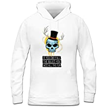 Sudadera con capucha de mujer If You Obey All The Rules by Shirtcity