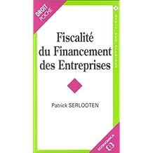 Fiscalité du financement des entreprises