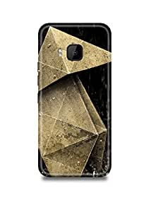 Paper Art HTC M9 Case