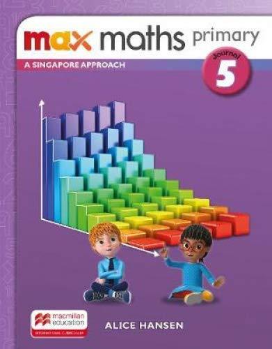 Max Maths Pri A Sing Appr Jou 5 (Max Maths Primary)