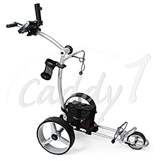 CADDYONE Elektro Golf Trolley 600, 300W, 33Ah-Akku