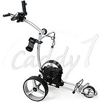 CADDYONE Elektro Golf Trolley 610 mit Lithium-Akku, 300W, 18/20Ah-Akku