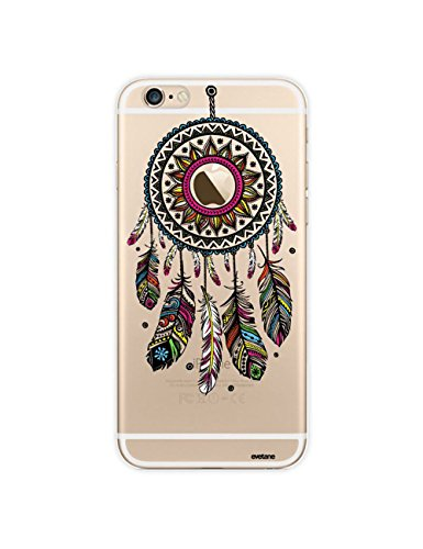 Emmy Case By evetane Hartschale Transparent für iPhone 6und iPhone 6S [Collection Season] Attrape rêve