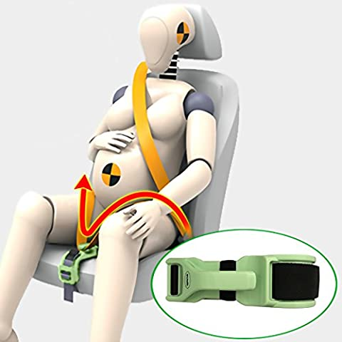 Cinturón de Seguridad, de maternidad cinturón ajustable para Embarazadas, Comodidad y Seguridad para Futuras Mamás, Protege a Tu bebé por nacer, Un Imprescindible para las Embarazadas, de