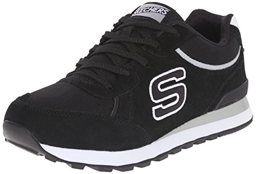 Skechers Retros Og 82 Classic Kicks, Sneakers basses femme Black