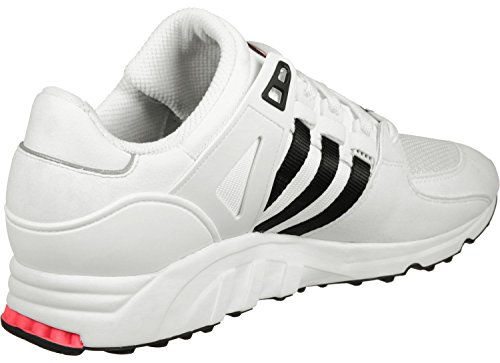 adidas EQT Support RF, Sneakers Basses Homme blanc noir