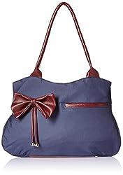Fantosy Women's Handbag (Blue, FNB-120)