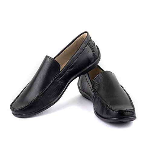 43b2d680b3 Woodland gc-1862115-black Leather Mens Black Formal Shoes Uk 9- Price in  India