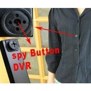 Hightech Gadgets Spy Button Camera