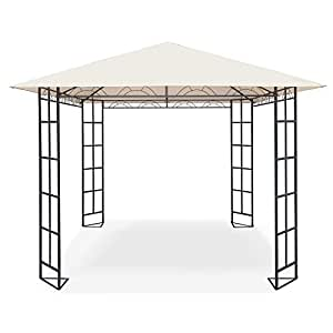 Amazon.de: Metall Pavillon 3 x 3 m, Gartenpavillon