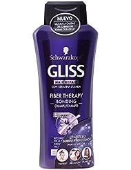 Gliss Fiber Therapy Kératine liquide shampooing 300ml