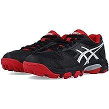 asics zapatillas rojas