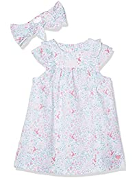3 Pommes Baby Girls' Pink Sweetness Dress