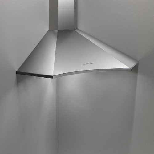 Falmec - Cappa ad Angolo Elios in Acciaio Inox da 100cm e Potenza 800m3/h
