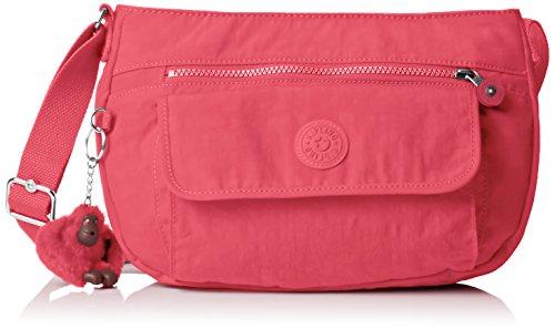 Kipling Syro, Bolso bandolera Mujer, Rosa City Pink