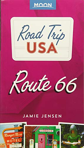 Road Trip USA Route 66 (Moon Road Trip USA Route 66) por Jamie Jensen