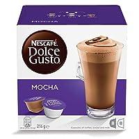 Nescafe Dolce Gusto Mocha Coffee Capsules - 16 Capsules