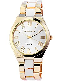 Reloj mujer RELOJ DE pulsera reloj metal pulsera L 19cm BR 20mm Clip cierre 180602500008