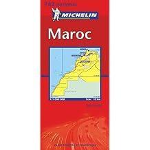 Carte routière : Maroc, N° 11742