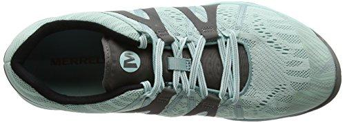 Merrell Ladies Sirena Hex Q2 E-mesh Trekking E Scarpe Da Trekking Blu (acqua Candeggiata)