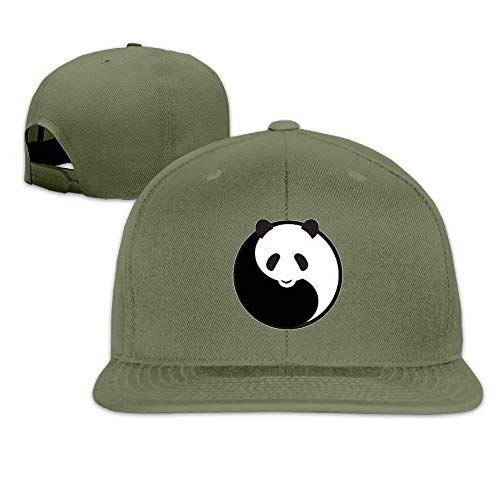 KAKICSA Funny Hat Cap Panda Cute Sized Flat Baseball Caps for Women  Personalized Great for Outdr cd7c856143d
