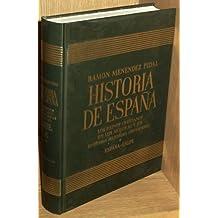 Historia de España tomo X-1.reinos cristianos en los siglos XI y XII
