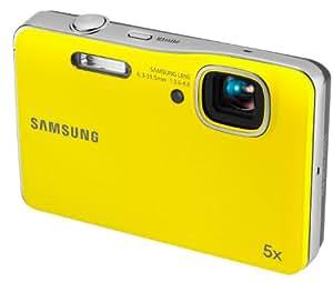 Samsung WP10 Digitalkamera gelb: Amazon.de: Kamera