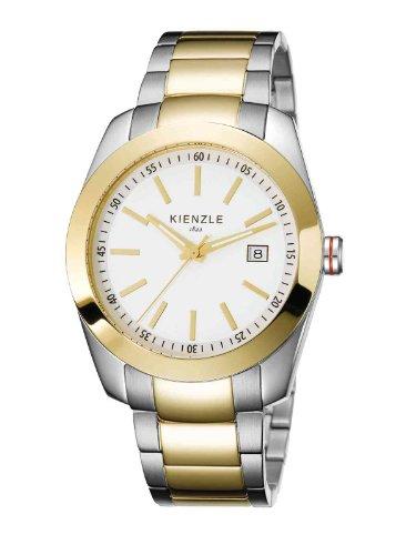 Kienzle - K3011101062-00159 - Montre Homme - Quartz Analogique - Bracelet Acier Inoxydable Multicolore