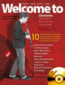 hit-diffusion-delage-jlm-welcome-to-clarinette-vol1-cd-partition-variete-pop-rock-variete-internatio