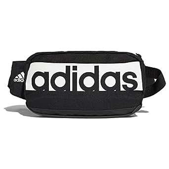 f5c33b705c adidas Linear Performance Waistbag, Marsupio Unisex Adulto, Nero  Negro/Blanco, 25 Centimeters: Amazon.it: Sport e tempo libero