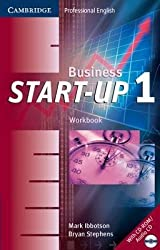 [(Business Start-Up 1 Workbook with Audio CD/CD-ROM)] [Author: Mark Ibbotson] published on (March, 2006)