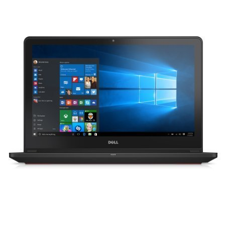 Dell Inspiron 15 7559 Y567503HIN9 15.6-inch Touchscreen Laptop (Core i7-6700HQ/16GB/1128GB/Windows 10/4GB Graphics), Black