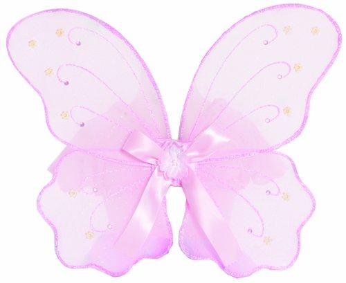 010 - Feenflügel, rosa (Feenflügel Kind)