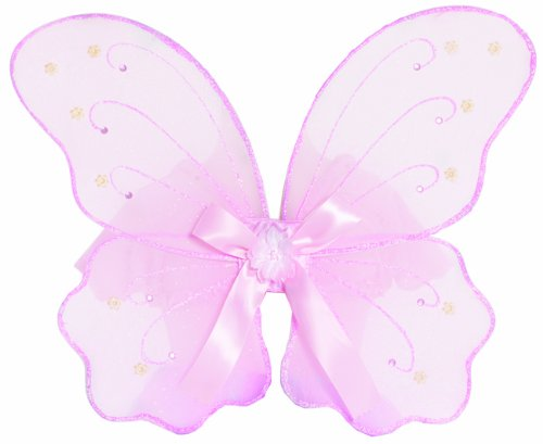 feenfluegel kinder Unbekannt Great Pretenders C16010 - Feenflügel, rosa