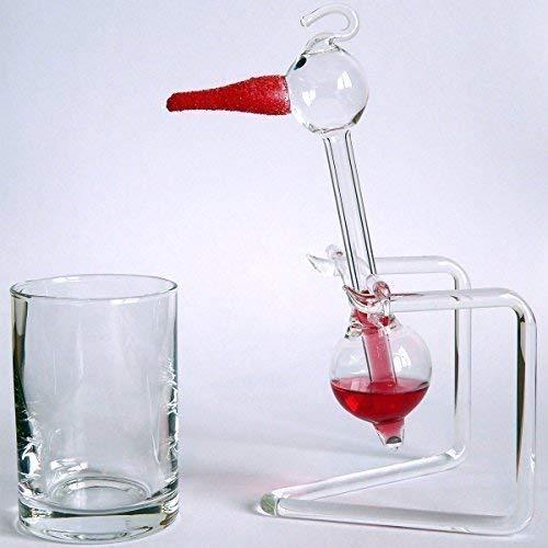Schluckspecht Einsteins Trinkente Trinkvogel Wippvogel Perpetuum Mobile Klein Rot