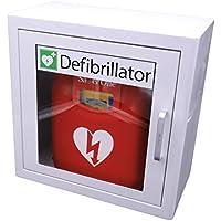 Saver One AED Defibrillator A1 (SVO-B0847) mit Metallwandkasten und AED-Standortwinkel preisvergleich bei billige-tabletten.eu