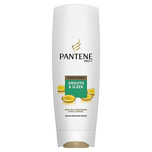 Pantene Pro-V Smooth & Sleek Conditioner (360ml) - Paquet de 6
