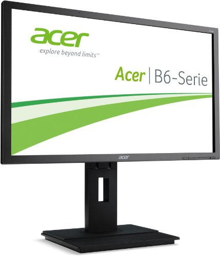 Affordable Acer B236HLYMDPR 23-inch Monitor 5 ms 100M:1 A 250 nits IPS LED DVI Displayport MM Height adj. Pivot TCO6.0 Acer EcoDisplay Special