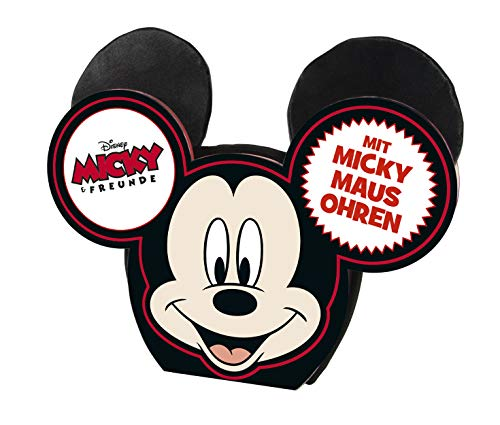 de: Mit Micky-Maus-Ohren (Disney Micky Maus) ()