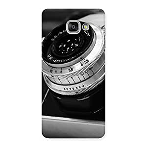 Enticing BW Camera Up Back Case Cover for Galaxy A7 2016