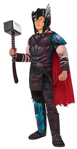 Rubie's Child Deluxe Gladiator Thor Fancy Dress Costume Large
