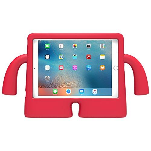 Speck 77641-B104 IGUY harte Schutzhülle für Apple iPad Pro (24,6 cm (9,7 Zoll))/ iPad Air 2 chilli pepper rot