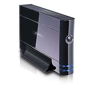 """Advance Magik BX-C302BK Boitier externe pour HDD 3,5"""" USB 2.0 IDE ou SATA I/II Noir"""