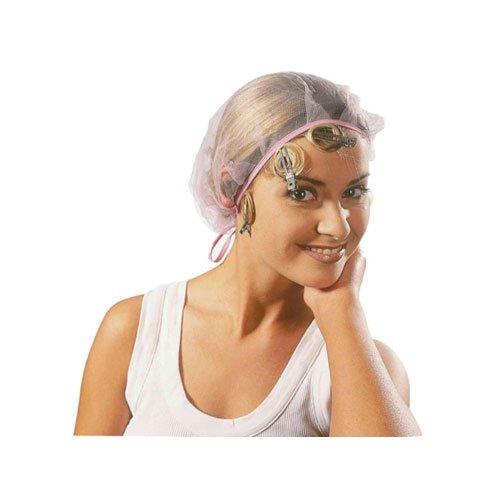 Sibel - Bonnet Tulle + Elastique - Couleur : Bleu Ciel