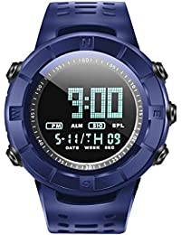 OPAKY Digital Reloj Deportivo Reloj para Hombre Reloj Analógico LED de Fecha Digital con Alarma Impermeable